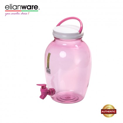 Elianware 4.5Ltr High Quality Light Durable No Leak Colorful Water Dispenser
