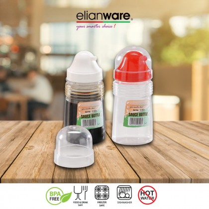 Elianware 200ml High Quality Light Durable Leakproof Sauce Bottle (BUY 1 FREE 1)